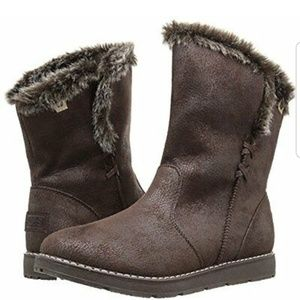 Skechers Bobs Alpine Puddle Jump Boot 8.5
